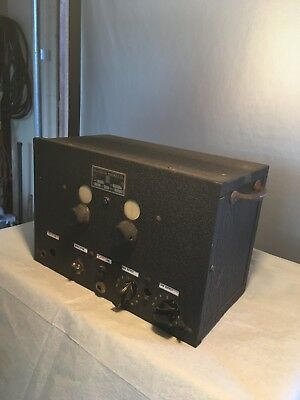 The CLOUGH-BRINGLE CO Signal Generator, Vintage Electronic Testing Equipment