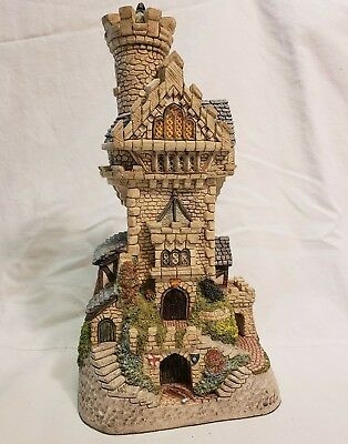 David Winter Sherwood Forest Collection - Loxleys Castle (RARE)
