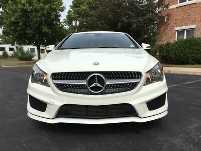 2015 Mercedes-Benz CLA-Class 4MATIC 2015 Mercedes-Benz CLA250 4MATIC