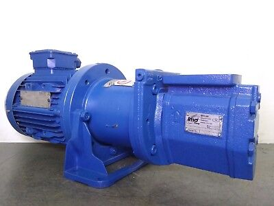 IMO pump ACE 025N4 NKBP New Triple screw pump WITH MOTOR