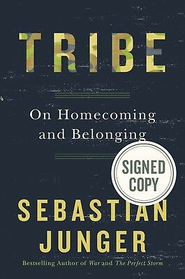 Tribe : On Homecoming and Belonging by Sebastian Junger (2016, eBooks)