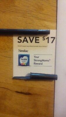 similac coupons (1) $17