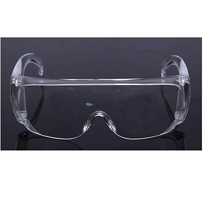 b58552971303 Lab Medical Student Eyewear Clear Safety Protective Goggles Glasses Anti-fo