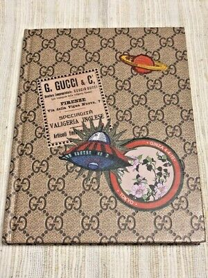 """Gucci Limited Edition Oggi Notebook """"my Gucci Book"""" New In Package From JapanF/S"""