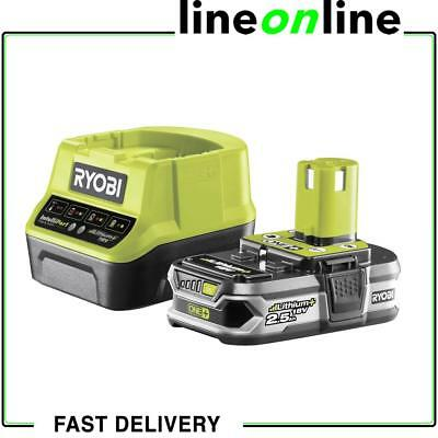 Kit Battery and Charges Ryobi RC18120-125 18V