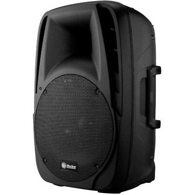 "Portable Bluetooth Loudspeaker Party Speaker 15"" Multi-function Powered iRocker"