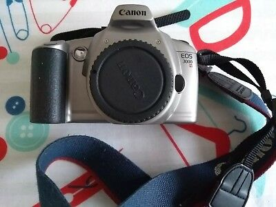Canon EOS 3000N / Rebel XS N 35mm SLR Film Camera Body Only