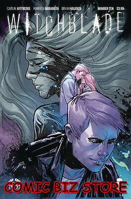 Witchblade #10 (2018) 1St Printing Bagged & Boarded Image Comics