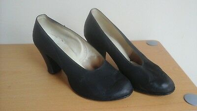 Original 1940S Court Shoes