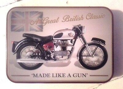 Interceptor Crusader Royal Enfield Motorcycle Workshop Banner RE GT Bullet