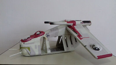 Republic Gunship / Star Wars / Hasbro / Vollständig / Attack Gunship / Episode 2