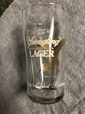 Yuengling Beer Glasses (Pair of Pints)