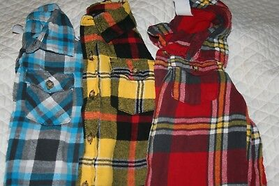 Lot Of 3 Toddler Boys Shirts Size 3T