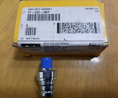 PARKER FF-252-4MP - Hydraulic Quick Coupler