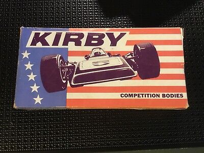 Vintage ASSOCIATED RC-1 Rare KIRBY Boxed Front Tire Foam Pair #1220 RC1 Kit Box