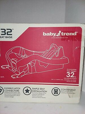 Baby trend Secure 32 Infant Car seat Base