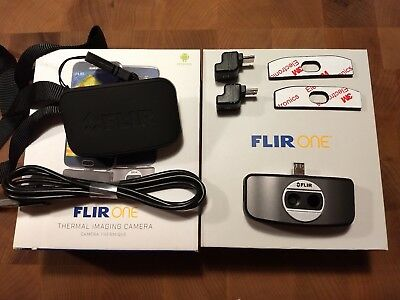 Flir One Thermal Imaging Camera for Android Micro USB connector 435-0003-02-00
