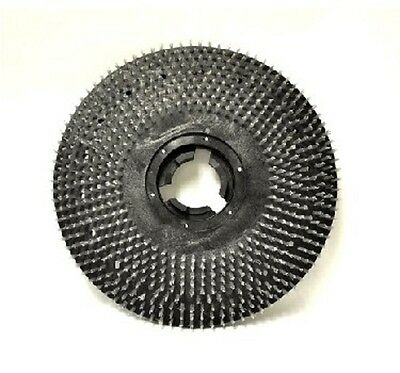 "Drive Brush 14"" Poly Back (Fits 16"" Floor Machine) Pad  Pullman Holt"