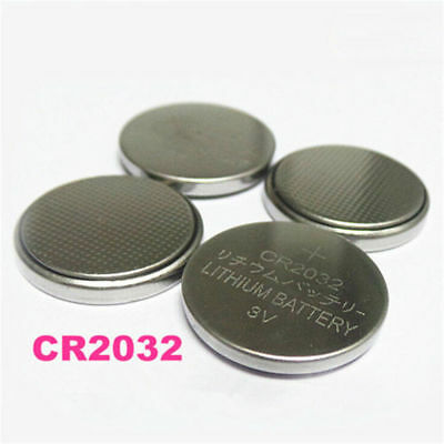 25PCS CR2032 CR 2032 3 Volt Button Cell Battery for Watch Toys Remote New Best