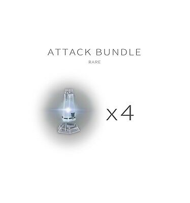INGRESS - Attack Bundle (Rare) - Fast Delivery 24/7 reply