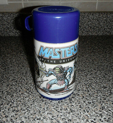 Vintage 1983 Masters of the Universe Aladdin Thermos