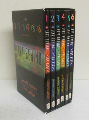 Box Set: Left Behind - The Kids #1-#6 by Jenkins & LaHaye (lot of 6 books)