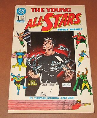 Young All-Stars (First Issue) Vol.1 #1
