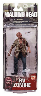 The Walking Dead Tv Series 6 Six Flashback Action Figure Rv Zombie
