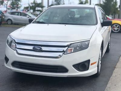 2011 Ford Fusion  2011 Ford Fusion S 4dr 56K Miles 2.5L I4 Automatic Drives Like New FLORIDA OWNED