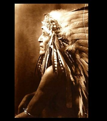 1910 Goes Ahead PHOTO Crow Scout of George Custer, Battle of Little Bighorn