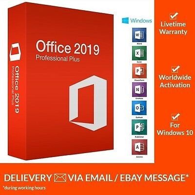 OFFICE 2019 PRO PLUS 32-bit 64-bit PRODUCT KEY OFFICIAL DOWNLOAD LINK