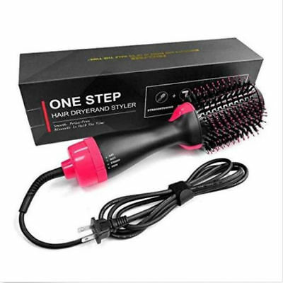 Brand New Pro Salon One-Step Hair Dryer and Volumizer Oval Brush Design 2019 HOT
