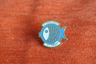 20468 Pin's Pin Poisson Fish Le Grand Large Poissonnerie Gros Gennevilliers 92