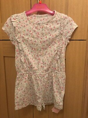 Bnwt Mothercare Girls Playsuit Age 4 Years