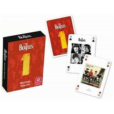 The Beatles - 1 - Spielkarten Kartenspiel Playingcards Cards Jeu de Cartes  Neu
