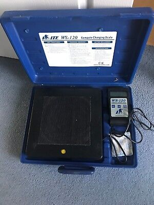 ITE Tools WS-150 Compute Charging Scale For Air Con/Refrigeration Tools