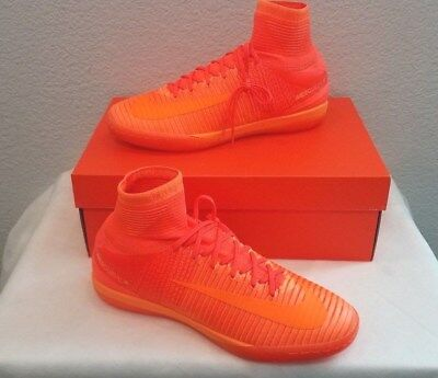 f4adcec5548 New Nike Mercurialx Proximo Ii Ic Indoor Soccer Shoes (831976-888) Men Size