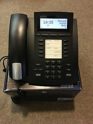 MwSt. inkl Agfeo ST 40 Systemtelefon Up0 silber