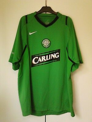 Celtic Away Shirt - Nike - Size L