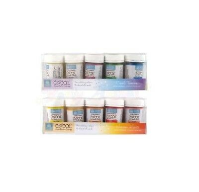 Squires Kitchen COCOL - Food Colour for CHOCOLATE - Warm & Cool Set