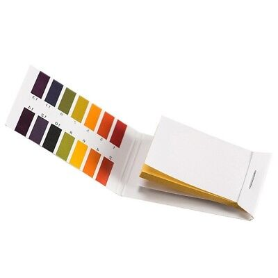 Litmus Paper ph Indicator Test 80 Strips Saliva Urine Tester Alkaline Acid Kit