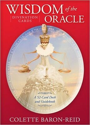 Wisdom of The Oracle Divination Cards by Colette Baron-Reid (NEW & Sealed)