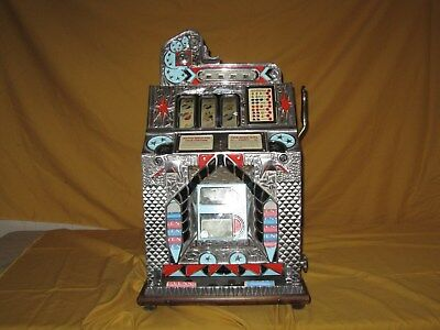 Mills Fok Slot Machine Original Locks And Keys