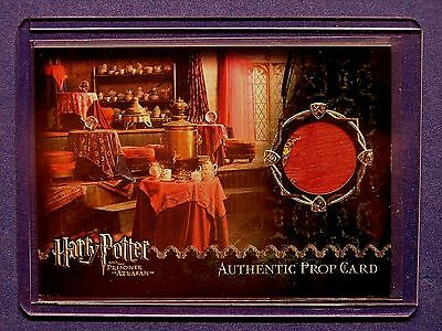 Harry Potter-POA-Update-Movie-Authentic-Prop Card-Divination Class-Table Cloth