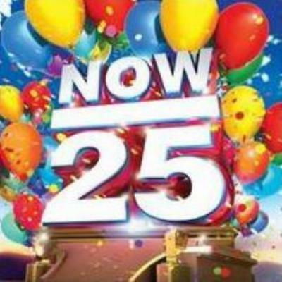 Now 25: Now 25 (Cd)