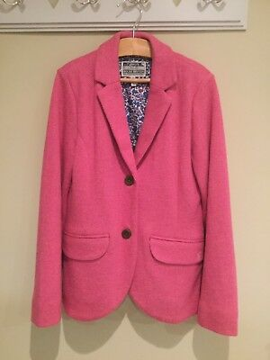 Joules pink jacket/ blazer age 9 - 10 yrs great condition, worn once.