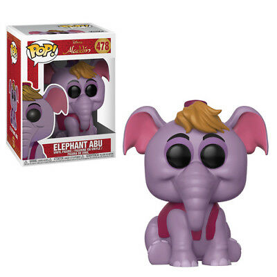 Aladdin - Elephant Abu - Funko Pop! Disney: (2018, Toy NUEVO)