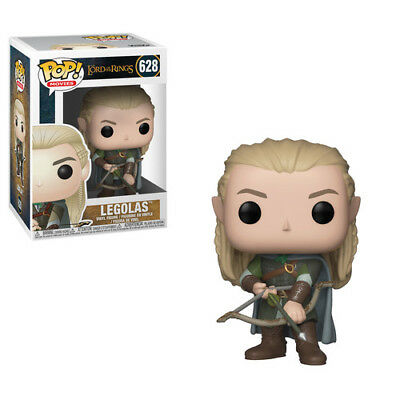 Lord Of The Rings / Hobbit - Legolas - Funko Pop! Movies: (2018, Toy NUEVO)