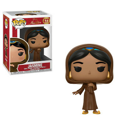 Aladdin - Jasmine In Disguise - Funko Pop! Disney: (2018, Toy NUEVO)