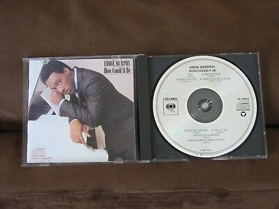 Eddie Murphy How Could It Be CD USA DADC Smooth Jewel Case